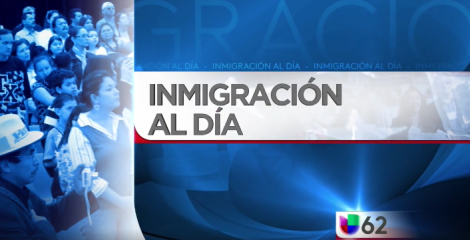 Faye Kolly's interview on Univision